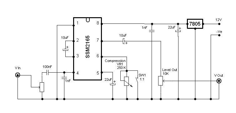 Simple compressor limiter – Albury Wodonga Amateur Radio Club on ham radio circuits, ham radios for beginners, ham radio block diagram, ham receiver schematic,