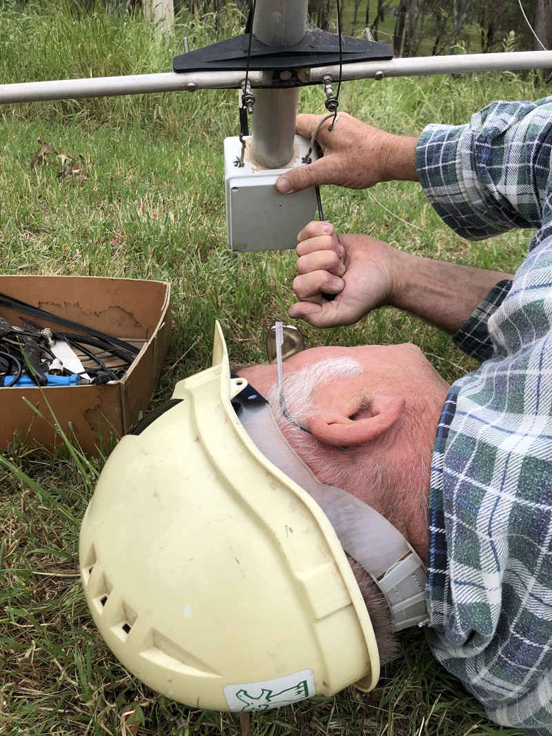 Albury Wodonga Amateur Radio Club JOTA 2018