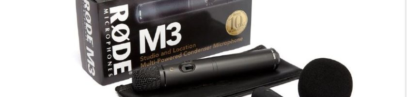 AWARC Product Review Rode M3 microphone